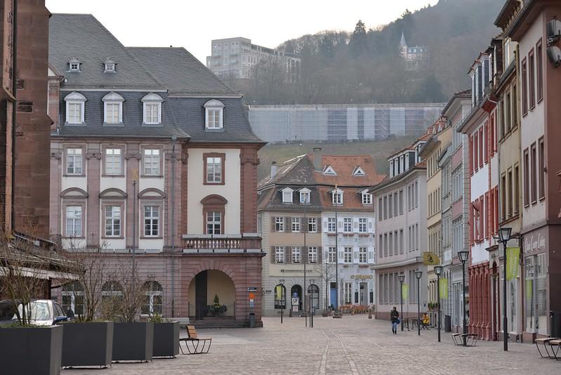 ドイツ路地裏散歩の旅 ハイデルベルク Heidelberg ANAxトラベラーズ 2015年3月22日