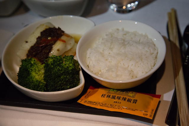 Business Class CathayPacific HND to HK キャセイパシフィック航空ビジネスクラス