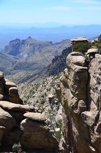 arizona usa landscape catalina view landschaft