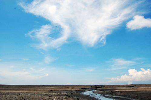 bluesky lumpur sidoarjo porong