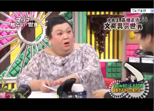 Matsuko no shiranai seikai