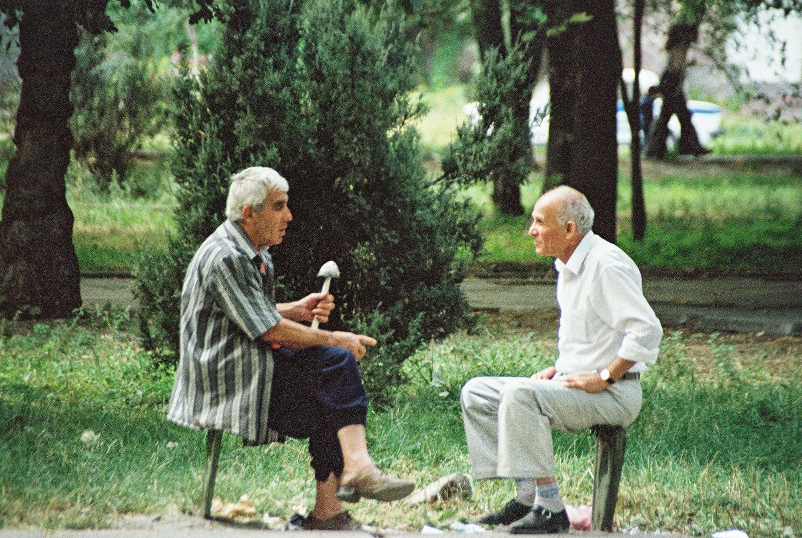 Tomber sous le charme de l'Arménie - Le roi des champignons