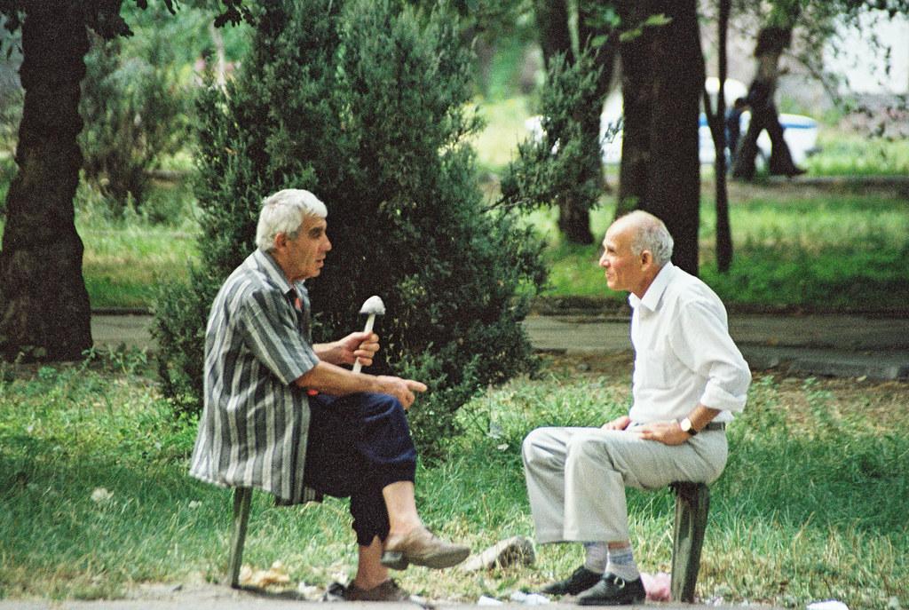 Arménie - Tomber sous le charme - Le roi des champignons