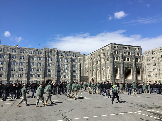 West Point Visit Apr 2015
