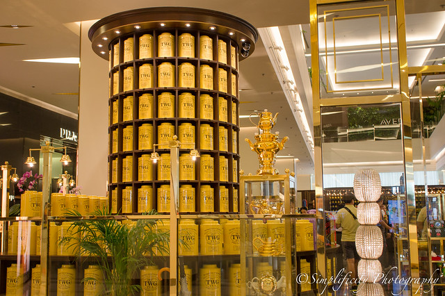 TWG Tea Salon and Boutique