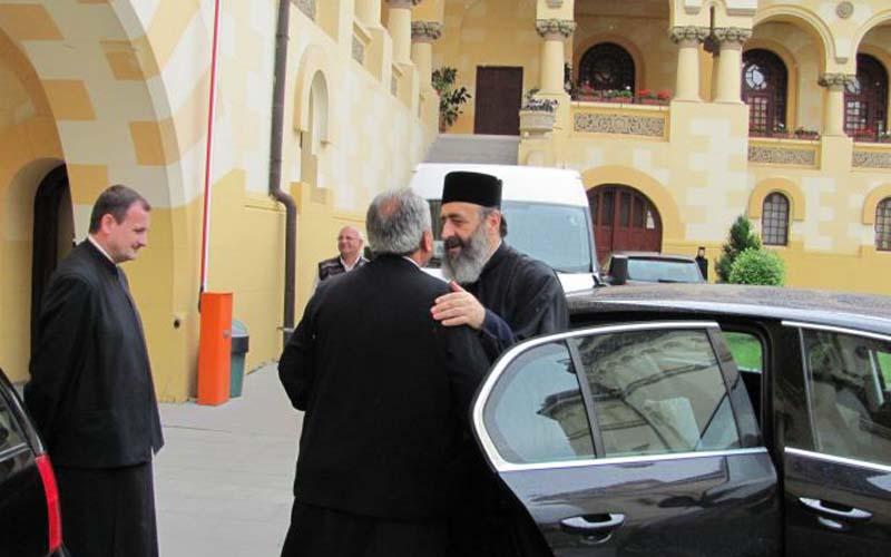 Irineu Bistriţeanul, Arhiepiscop Ortodox de Alba Iulia şi Mureş