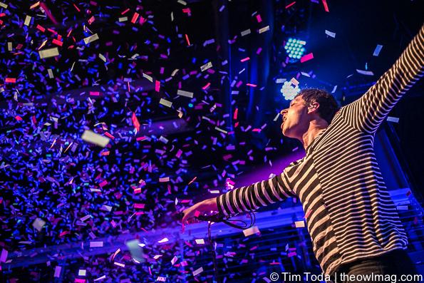 OK Go @ Terminal 5, NYC 4/11/2015