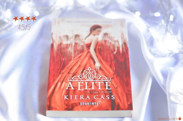 A Elite, Kiera Cass