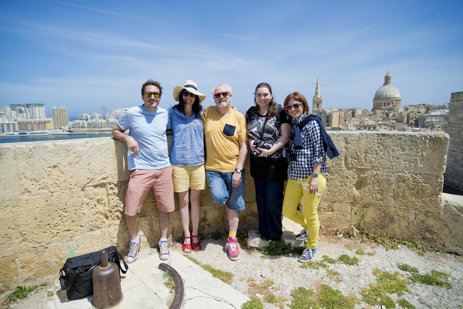 Malta press trip