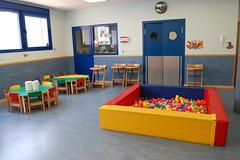 play(0.0), school(1.0), room(1.0), classroom(1.0), recreation room(1.0), interior design(1.0), kindergarten(1.0),