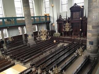 Image of Portugese Synagoge. netherlands amsterdam synagogue synagoge judentum jewish judaism niederlande portugesesynagoge