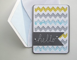 chevron hello