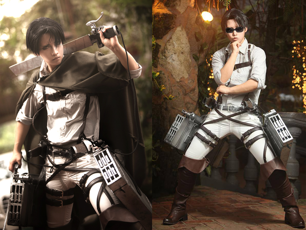5 Quick Cosplay Photography Tips
