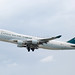 Cathay Pacific Boeing 747-467ERF B-LIC by Mark Harris photography