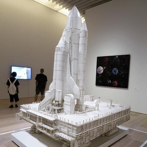 模型 #森美術館 #宇宙と芸術展
