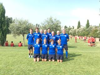 Buitenlandse stage 2016 Verona (Italië)
