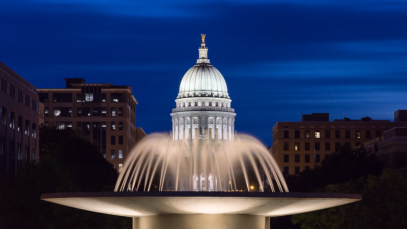 Fountain and Capitol II