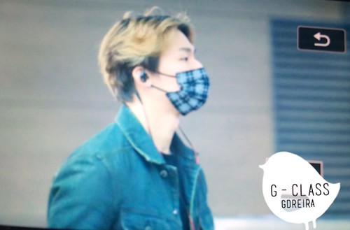 Big Bang - Incheon Airport - 24sep2015 - GDREIRA - 08