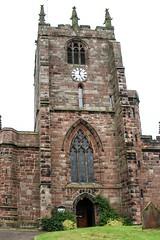 Bunbury parish church, Cheshire - 3