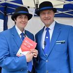 Lancashire Market in Preston 2016 - BID guys