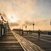 Boardwalk Sunrise by Geoff Livingston