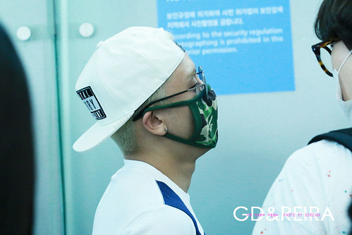 Big Bang - Incheon Airport - 19jun2015 - GDREIRA - 30
