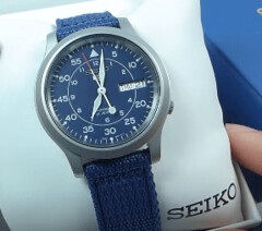 reloj para hombre Seiko SNK807K2