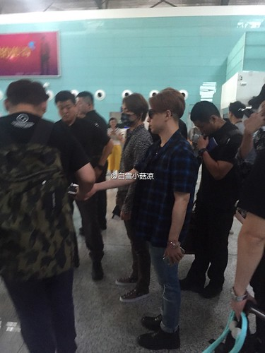 Big Bang - Dalian Airport - 26jun2016 - seungri1314 - 05
