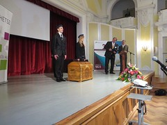 A Tehetségek Szolgálatáért díj kitüntetettje: Mandics György 2016.03.19