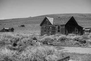 Geisterstadt Bodie, CA | Roland Krinner