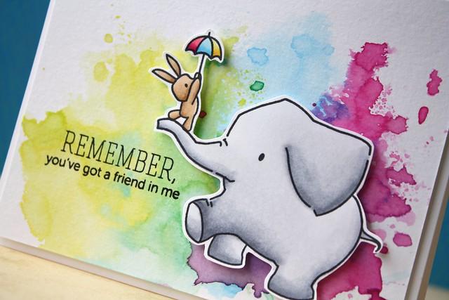 Mama Elephant-Ella & Friends