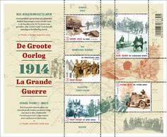 19 LA GRANDE GUERRE - bis