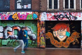 Spuistraat, Amsterdam.