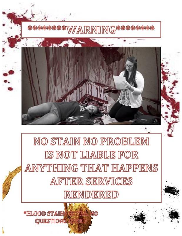 NSNP Warning Poster
