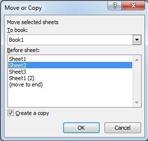 excel sheet move copy