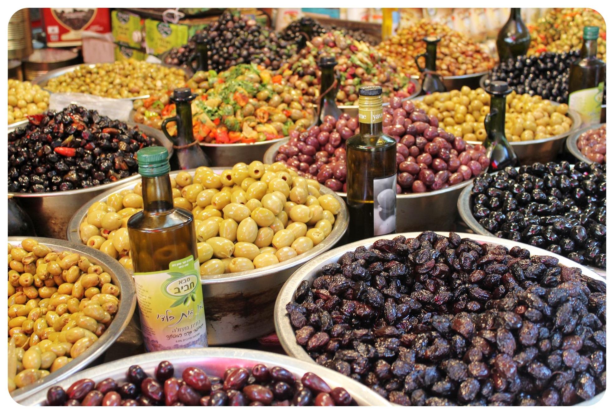 israel olives
