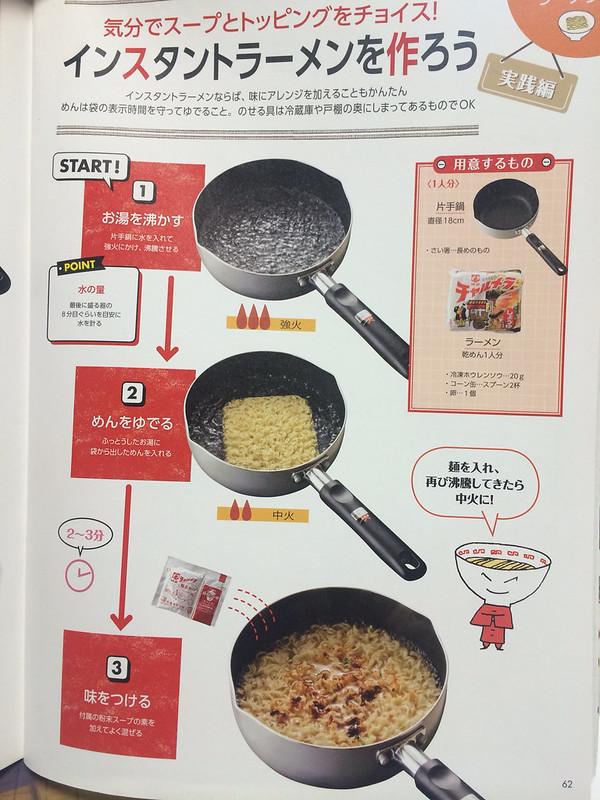 Дно японской кухни
