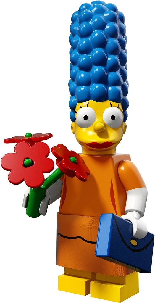 The Simpsons Collectible Minifigures 71009 - Series 2