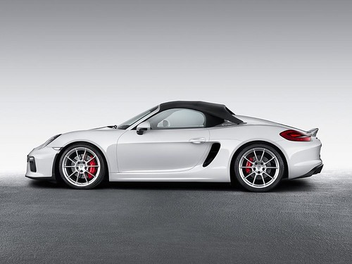 Porsche Boxter Spider