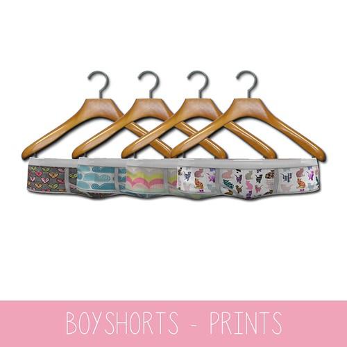 {MYNX} Boyshorts Pack