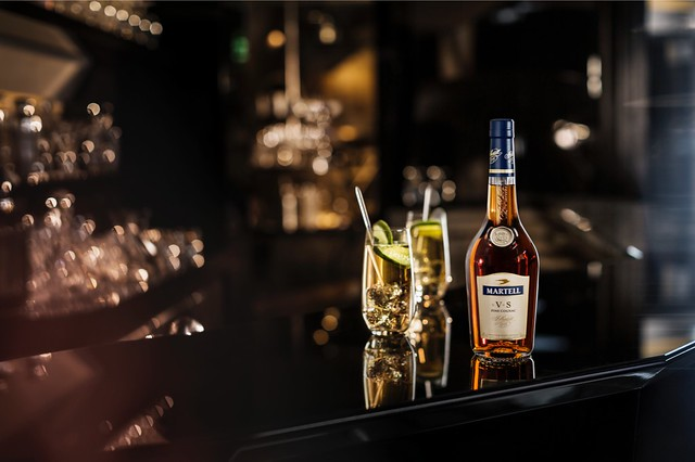 A Very Special evening with Martell & The Cocktail Lovers