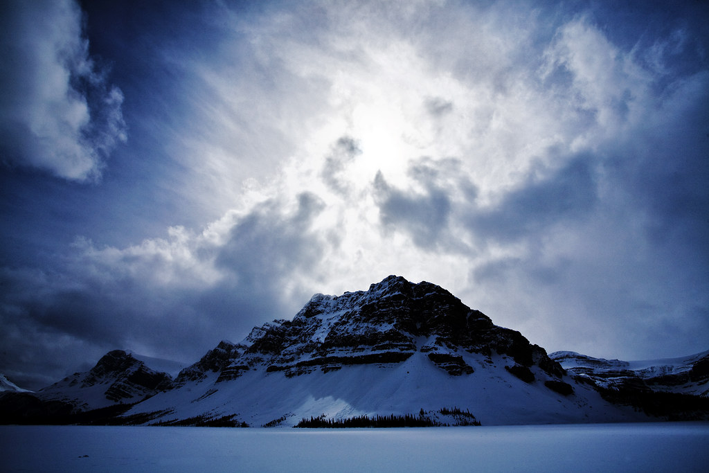 Crowfoot Mountain Remastered