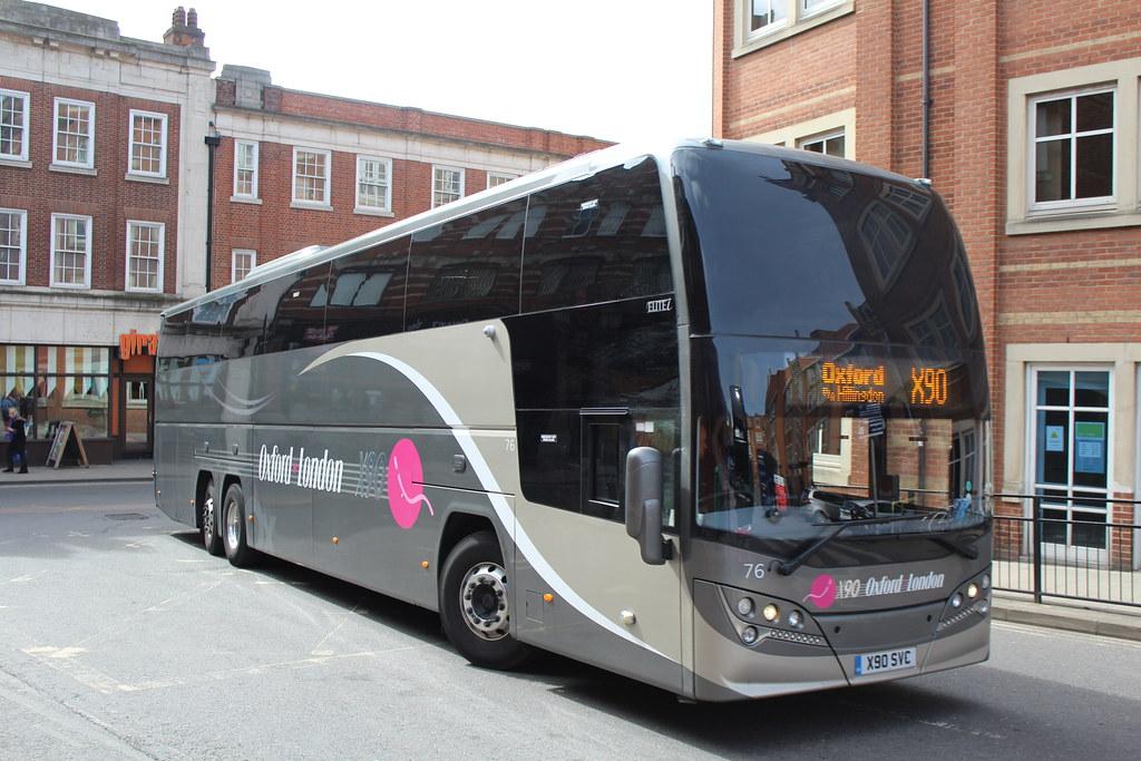 76 X90SVC OXFORD CITYBUS