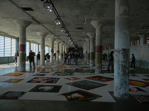 DSCN1445 _ @Large_ Ai Weiwei on Alcatraz