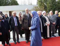 Maryam Rajavi ? National Council of Resistance of Iran session ? 14 March 2015 -4