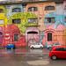 BLU, Strret art Rome ,Italy by ZUCCONY