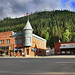 Wallace - Idaho - Downtown by Electric Crayon