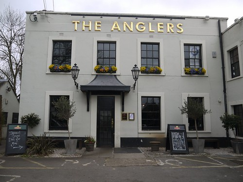 The Anglers Teddington