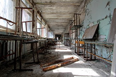 Pripyat Middle School