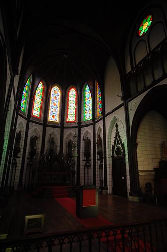 ヒカリエリ教会